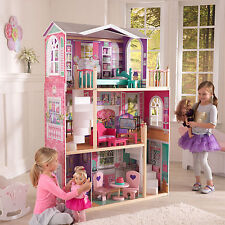 Jumbo Furniture Dollhouse American Girl Tall Doll Play House Large Mansion Dolls