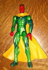 "Marvel Legends Avengers 2012 6"" Vision Action Figure"