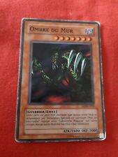 Ombre of / the Wall MDM-F056 Card Yu-Gi-Oh! Fr Rare