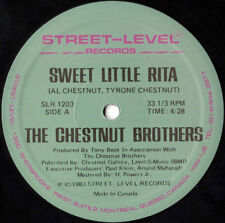 """The Chestnut Brothers – Sweet Little Rita - 12"""" INCH"""