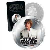 Luke Skywalker Münze Niue 2011 1$ coin