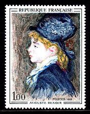 France - 1968 Painting Renoir Mi. 1643 MNH