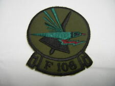 US Air Force 49th Fighter Interceptor Patch, F-106 (a)