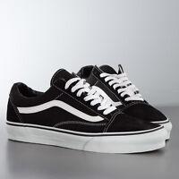 Vans Old Skool Black & White Trainers