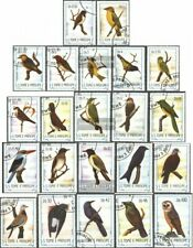 Sao Tome e Principe 879-900 (kompl.Ausg.) gestempelt 1983 Vögel