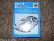 Ford Paper Haynes Car Manuals and Literature
