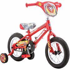 "12"" Paw Patrol Marshall Boys' Training Wheels BMX Bike Kids bicycle tricycle"