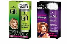 (49,90 €/ 100g) Schwarzkopf got2b volume powder O TAFT Volumizzante 10 G10 G