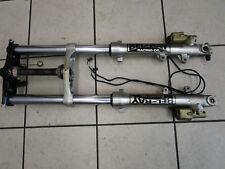 18. suzuki gsxr 1100 gu74 C horquilla tubo vertical tauchrohr horquilla puente Fork