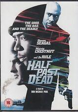 Half Past Dead [DVD] [2003] Morris Chestnut Steven Seagal Matt Battaglia