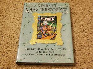 MARVEL MASTERWORKS - SUB-MARINER VOL. 5 VARIANT 202 HC - SEALED OOP RARE - 700!!