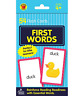 Baby Book  First Words  Brighter Child Flash Cards for Toddler and Kid Gift