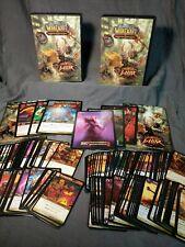 2 Sets World of Warcraft Drums of War Trading Card Game
