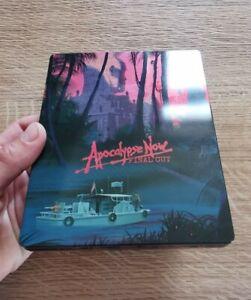 Steelbook Apocalypse Now - Pas De Vf Ni Sous Titres Vf sur les blu ray et 4k