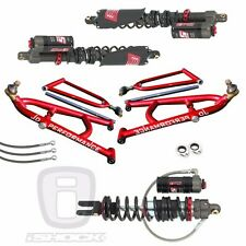 Elka STAGE 5 Shocks JD Performance LONG TRAVEL A-Arms HONDA TRX 250R 400EX 450R