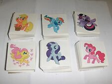24 - My Little Pony ,Temporary Tattoos Birthday Party Favors & School Prizes