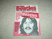 THE BEATLES BOOK MONTHLY APPRECIATION Magazine No 55 November 1980
