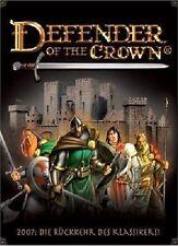 Defender of the Crown-pc cd-rom-Neuf & immédiatement