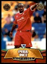 Topps Premier Gold 2002 - Middlesbrough Paul Ince - M3
