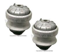 For Mercedes W201 190E 260E Set of Left & Right Engine Motor Mounts Febi