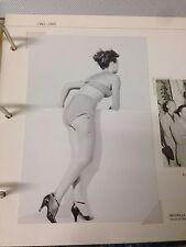 RIPRODUZIONE FOTO ALINARI MODELLA IN COSTUME DA BAGNO 12X18 INIZI ANNI '60 (7)