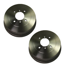 New Pair of Brake Drums Triumph TR4 IRS TR250 TR6 Great Quality Free Shipping