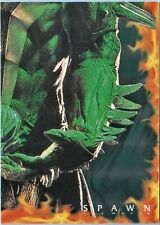 Spawn - The Movie Chase Card. Revealed # 4 of 4.  Inkworks, 1997