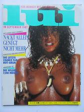 Lui ( D) 9/1987, Russ Meyer, Sylvester Stallone, Mennana Ennaoui,