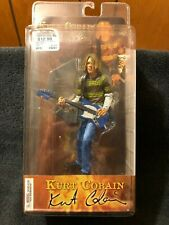 NECA 7? Action Figure - Kurt Cobain - NIRVANA ?SMELLS LIKE TEEN SPIRIT?