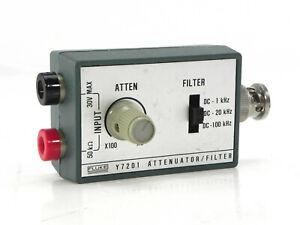 Fluke Y7201 Attenuator/Filter