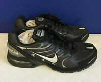 Nike Mens Air Max Torch 4 Running Anthracite Metallic Silver Black Shoe Size 9D