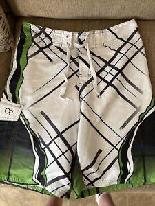 Vintage OP broad shorts