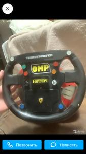 Thrustmaster F1 Force feedbac wheel