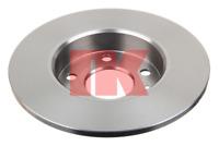 Brake Disc (2 Pcs) - NK 203631
