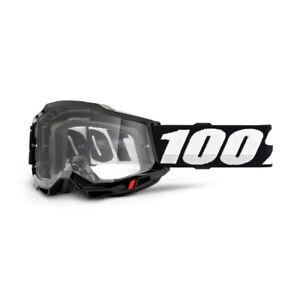 100% Accuri 2 Woods Bicycle Cycle Bike Goggle Black / Photochromic Lens