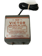 More details for hammant & morgan h&m victor transformer unit power supply for spares or repair