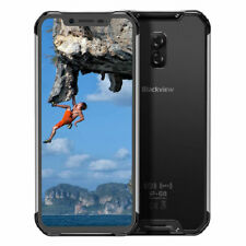 "6.21"" FHD Blackview BV9600 4GB+64GB Helio P70 Smartphone IP69 étanche NFC 16MP"