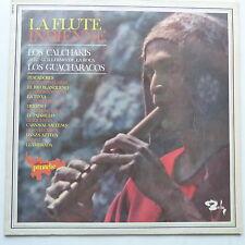 LOS CALCHAKIS La flute indienne 920.014