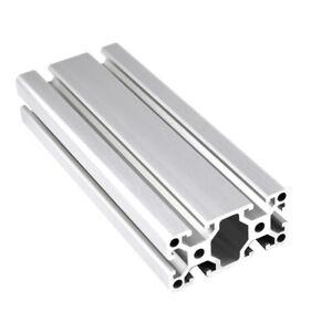 1PCS 4080 Aluminium Extrusion T-Slot Profile 40mm x 80mm CNC 3D Printer 40x80mm