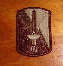 U.S.ARMY PATCH,SSI, DCU,DBDU,DESERT, 21ST SIGNAL BRIGADE