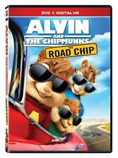 Alvin and the Chipmunks: The Road Chip (DVD /Digital, 2016) NEW