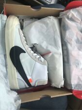 Nike Blazer Studio Mid x Off-White DS NEW Size 10 [The 10 Ten Jordan Presto]