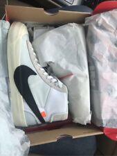 Nike Blazer Studio Mid x Off-White DS NEW Size 10 [The 10 Ten Jordan Blazer]