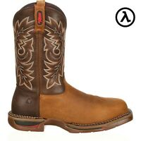 ROCKY LONG RANGE CARBON FIBER TOE WESTERN BOOTS FQ0006132 * ALL SIZES - NEW