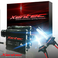 Xentec Xenon Headlight Fog Light HID Kit 8000K 9006 HB4 H1 H3 H7 5202 9004