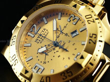 Invicta Reserve Excursion 50mm Swiss Made 5040.D Chrono Polyurethane Strap Watch