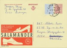 BELGIUM ANTWERPEN H H X SC 1970 (Postal Stationery 2 F + 0,50, PUBLIBEL 2349N)