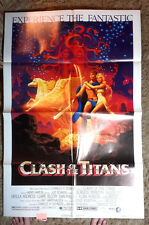 1981 Clash of Titans 1-Sheet Movie Poster-Hildebrandt Art (Mhpo-030)