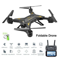 KY601S WIFI FPV Foldable Arm Selfie Drone HD Camera 6Axis 2.4G 4CH RC Quadcopter