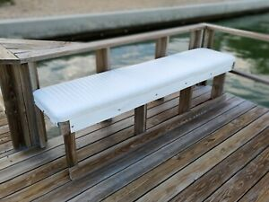 Dock Bench Cushion Boat Dock Custom Cushion Made in the USA
